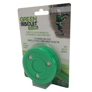 Green Biscuit Packaged Puck - Original