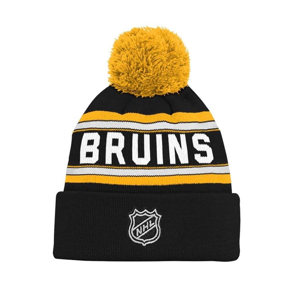 Boston Bruins Knit Pom