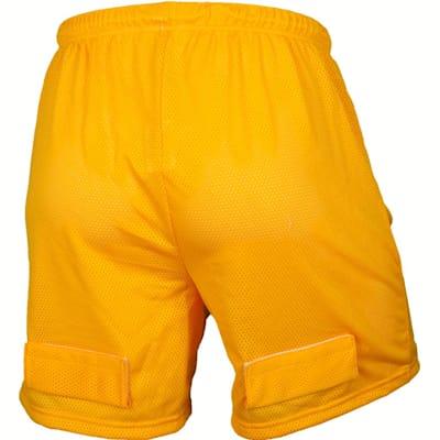 Back View (Bauer Core Mesh Hockey Jock Shorts - Boys)