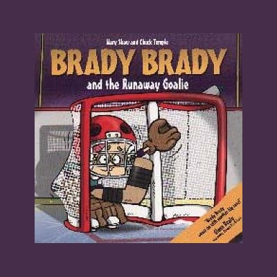 (and The Runaway Goalie Children's Book)