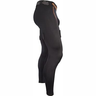Side View (Core Hockey Pants w/ Ultra Carbon Flex Cup - Mens)