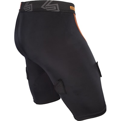 Side View (Core Compression Hockey Shorts w/ Bio-Flex Cup - Boys)