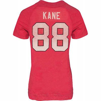 Kane (CCM Chicago Blackhawks Patrick Kane Tee Shirt - Womens)