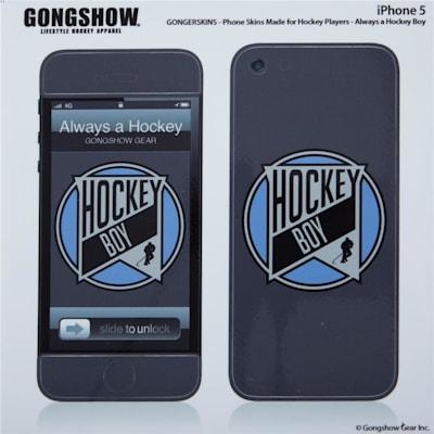 (Gongshow Always Hockey iPhone 5 Skin)