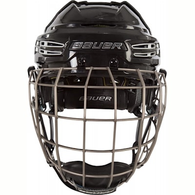 Front (Bauer RE-AKT 100 Hockey Helmet Combo)