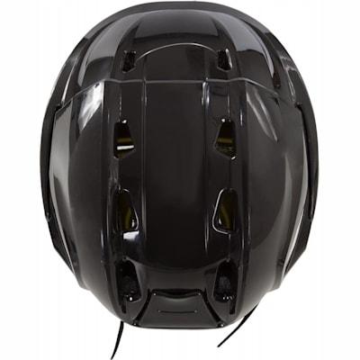 Top (Bauer RE-AKT 100 Hockey Helmet Combo)