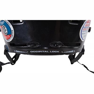 Occipital Lock (Bauer RE-AKT 100 Hockey Helmet Combo)