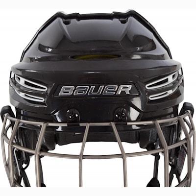 Front Detail (Bauer RE-AKT 100 Hockey Helmet Combo)