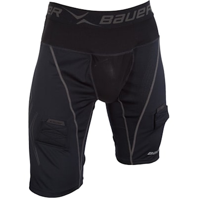 Premium Lockjock Shorts (Bauer Premium Lockjock Hockey Shorts - Senior)