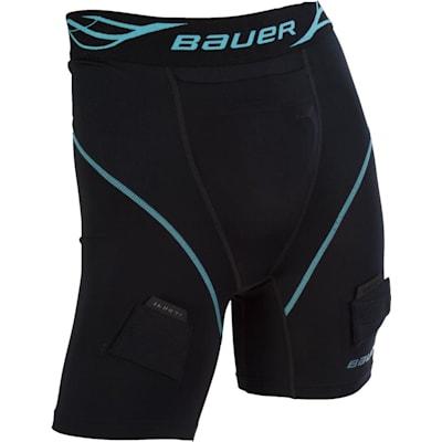 Womens (Bauer NG Compression Jill Hockey Shorts - Womens)