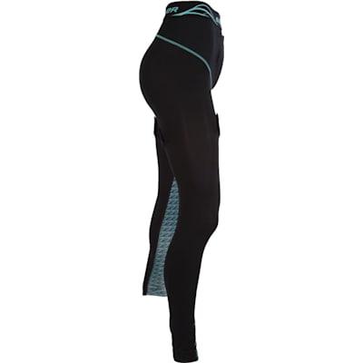 Side View (Bauer NG Compression Jill Hockey Pants - Womens)