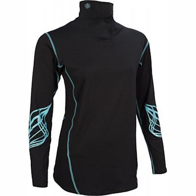 NG NeckProtect Long Sleeve Shirt (Bauer NG NeckProtect Long Sleeve Shirt - Womens)
