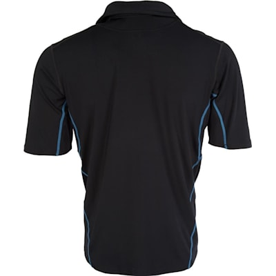 Back With Collar Down (Bauer NG Core Neck Protect Shirt - Youth)