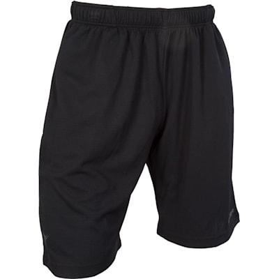 Black (Bauer Training Shorts - Boys)