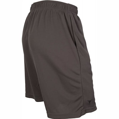 Side View (Bauer Training Shorts - Boys)