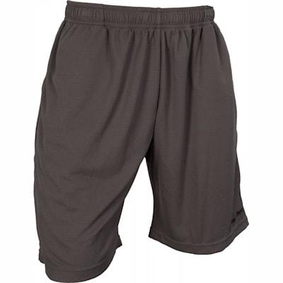 Grey (Bauer Training Shorts - Boys)