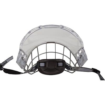 Bottom View (Bauer Hybrid Shield)