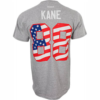 (Reebok Team USA Patrick Kane Tee Shirt - Mens)