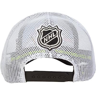 Back View (Reebok 2014 NHL Team Draft Adjustable Hat)