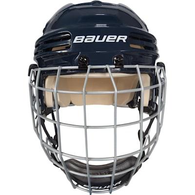 (Bauer 4500 Hockey Helmet Combo II)