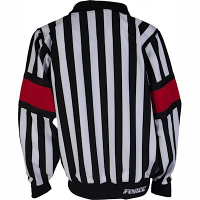 (Force Pro Referee Jersey w/ Red Armbands - Womens)