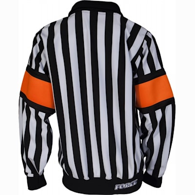 (Force Pro Referee Jersey w/ Orange Armbands - Womens)