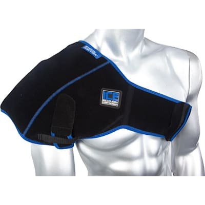 (Ice Recovery Shoulder Wrap - Intermediate)