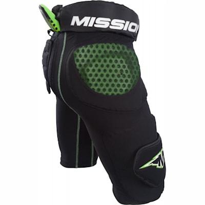 Profile View (Mission Pro Compression Girdle - Boys)
