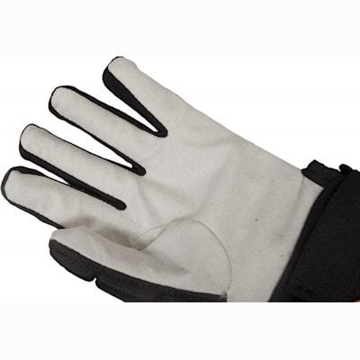 Front Palm View (Bauer Street Hockey Performance Player Gloves - Junior)