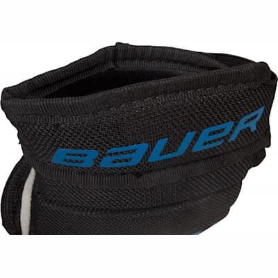 Backhand View (Bauer Street Hockey Performance Player Gloves - Junior)
