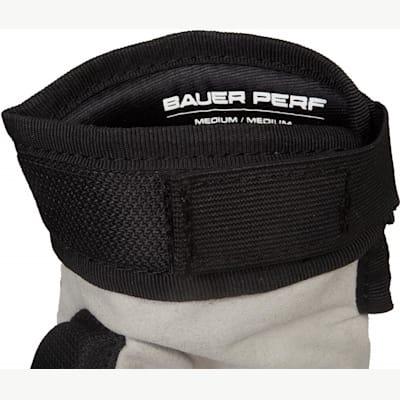 Liner View (Bauer Street Hockey Performance Player Gloves - Junior)