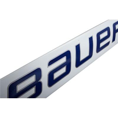 Paddle View (Bauer Reactor 9000 Foam Core Goalie Stick - Intermediate)