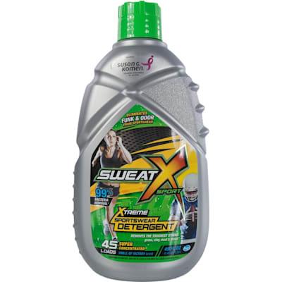 45.0 Oz (Sweat X Laundry Detergent)