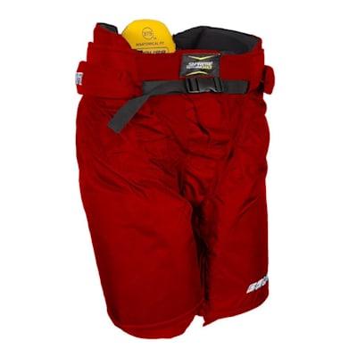 Red (Bauer Supreme TotalOne MX3 Hockey Pants - Junior)