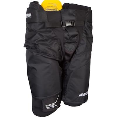 Black (Bauer Supreme 190 Hockey Pants - Junior)