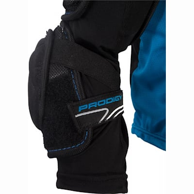 (Bauer Prodigy Hockey Shoulder & Elbow Pad Combination Top - Youth)