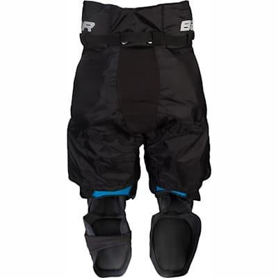 (Bauer Prodigy Hockey Pant-Jock-Shin Guard Combination Bottoms - Youth)