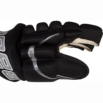 Thumb/Side View (Bauer Prodigy Hockey Gloves - Youth)