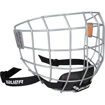 One Size (Bauer Prodigy Facemask - Youth)