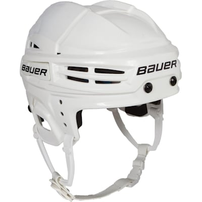 White (Bauer Prodigy Hockey Helmet - Youth)
