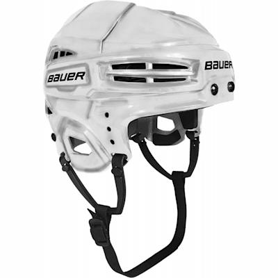 White (Bauer IMS 5.0 Hockey Helmet)