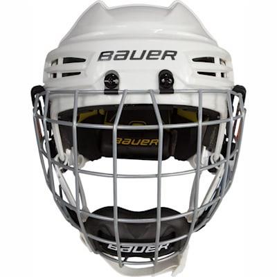 (Bauer RE-AKT 100 Hockey Helmet Combo - Youth)