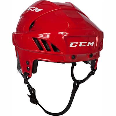 Red (CCM Fitlite FL60 Hockey Helmet)