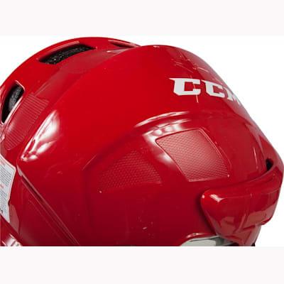 Three Quarter View (CCM Fitlite FL60 Hockey Helmet)