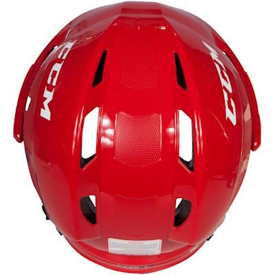 Top View (CCM Fitlite FL60 Hockey Helmet)