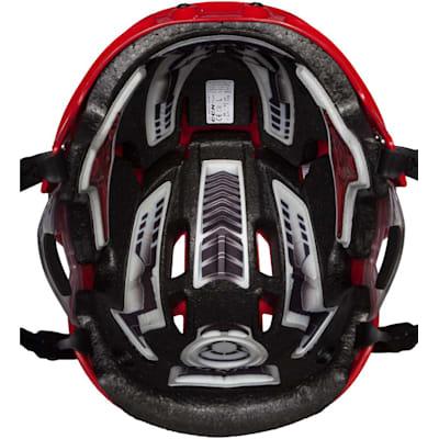 Liner View (CCM Fitlite FL60 Hockey Helmet)