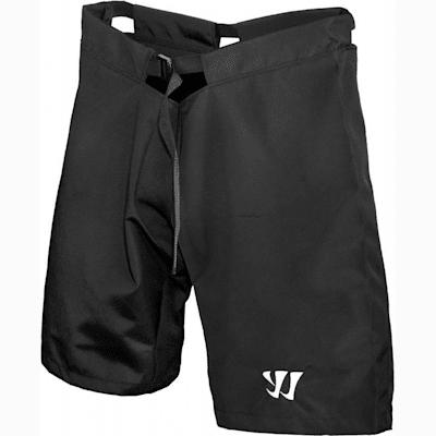Black (Warrior Dynasty Hockey Pant Shell - Junior)