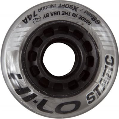 Silver (Mission HI-LO Static Wheel)