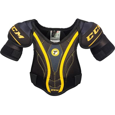 (CCM Blues Learn to Play Hockey Shoulder Pads - Junior)