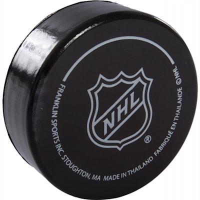 Single Puck (Franklin Mini NHL Foam Puck 3 Pack)